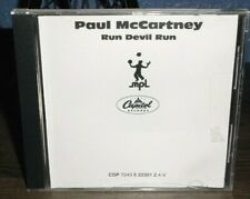 PAUL MCCARTNEY RUN DEVIL RUN CD-R PROMO ALBUM NO OTHER BABY HONEY HUSH PARTY