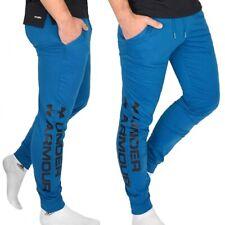 Under Armour Herren Trainingshose Jogginghose Sport Hose Fitness Gym petrol blau