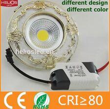 "1pc 4"" Inch Elegant  LED Recessed Lighting Wall Ceiling Spot Light 3w 4000k"