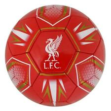 LIVERPOOL FC RED FOOTBALL SIZE 5 XMAS GIFT BIRTHDAY PRESENT HOME KIT