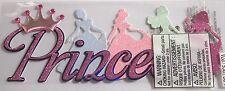 EK SUCCESS DISNEY TITLE DISNEY PRINCESS Craft Scrapbook Sticker Embellishment