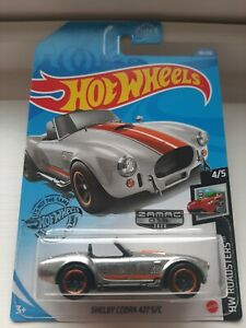 Hot Wheels  - Zamac - Shelby Cobra 427S/C -  2020 USA Exclusive - Mint Condition