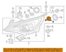 2010-2015 CAMARO HID HEAD LIGHT BULB HEADLAMP BULB NEW GM #  19352020