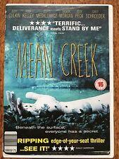 Rory Culkin MEAN CREEK ~ Hard-Hitting 2004 Teen Bullying Drama   UK Rental DVD