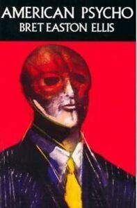 American Psycho, BRET EASTON ELLIS, New Book