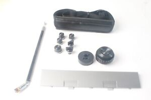 Grundig S350 PARTS ONLY Antenna All Knobs Carrying Strap Battery Cover