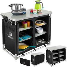 KESSER® Campingküche Alu Küchenbox Campingschrank Faltschrank Reiseküche Küche