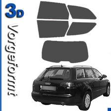 3D Tönungsfolie VORGEWÖLBT Audi A4 B7 Avant Bj 2004-2008