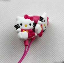 Hello kitty earphone