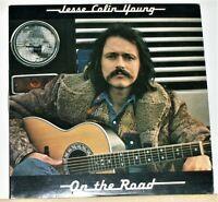 Jesse Colin Young - On The Road - 1976 Vinyl LP Record Album -  Excellent