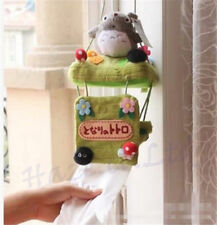 My Neighbor Totoro Toilet Paper Tissue Holder  Decor With Suction Cup use