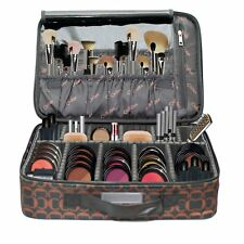 Professional L Size Makeup Organizer Cosmetic Bag Large Capacity Make Up Case