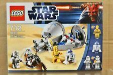 LEGO 9490 STAR WARS-DROID ESCAPE - NEW - NUOVO - Fuori Produzione Raro