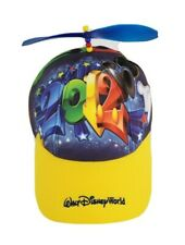 Disney World 2012 Helicopter Propeller Top Hat Cap Size Youth