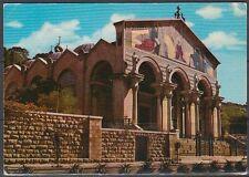 Jordanien Jordan used Post Card Postkarte Bauwerk building Jerusalem [cm573]