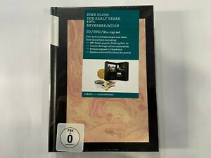 PINK FLOYD THE EARLY YEARS 1971 REVERBER/ATION  CD DVD BLUE RAY NUOVO SIGILLATO
