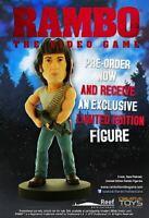 Rambo Édition Limitée Figurine - De Rambo le Jeu Vidéo