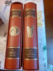 Histoire générale de la Bretagne et des Bretons, 2 Vol
