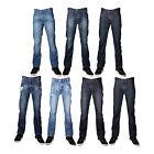 RNZ Premium Designer Fashion Mens Distressed Jeans - Multiple Styles