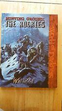 Hunting Ground: the Rockies,  Werewolf the Foresaken, World of Darkness
