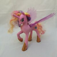 2011 Hasbro Princess Candance My Little Pony Plastic Flashing Singing Toy