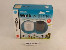 WALK WITH ME! CONTAPASSI NINTENDO DS DSi NDS 2DS 3DS PAL ITA ITALIANO COMPLETO