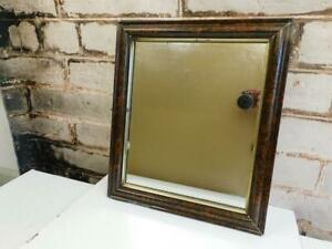 really old mirror wood fine wall antique old mirror