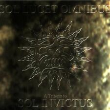 Sol lucet Omnibus-Sol Invictus TRIBUTE CD Spirito FRONT Kirlian Camera