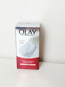 Facial Cleaning Brush Olay Advanced Cleansing System Replacement 2 Heads In Box