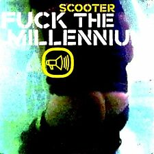 "12"" - SCOOTER - FUCK THE MILLENNIUM (TRANCE 1999) NUEVO - NEW, STOCK STOR LISTEN"
