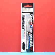 Tamiya #87087 Weathering Stick (water base type) [Light Earth]