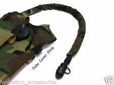 Woodland Hydration Tactical Pack Drink Tube Cover... for Paintball, Airsoft Vest