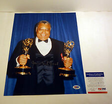 JAMES EARL JONES DARTH VADER STAR WARS SIGNED 11X14 PHOTO PSA/DNA COA #M83502