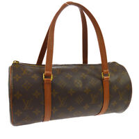 LOUIS VUITTON PAPILLON 30 HAND BAG N00984 PURSE MONOGRAM CANVAS M51365 AK38206e