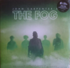 John Carpenter ‎– The Fog OST 2 x LP Silva Screen Records Horror Score Synth