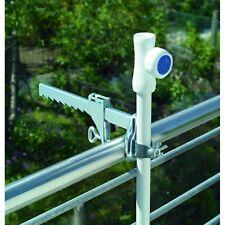 Balkonklammer Schirmhalter Sonnenschirm Balkon Halterung Befestigung Geländer