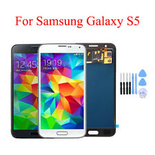 LCD Display Touch Screen Digitizer Assembly Tools For Samsung Galaxy S5 SM-G900
