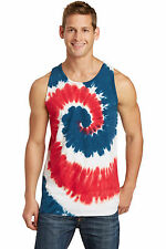 New Men's Tank Top Suns Out Guns Out Muscle Workout Shirt Tie-Dye and 26 Options