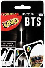 Uno Card Game - BTS Uno - Brand New