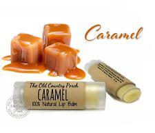 Caramel Natural Lip Balm