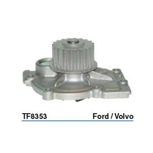 Tru-Flow Water Pump (Saleri Italy) TF8353 fits Volvo XC90 2.4 D5, 2.5 T