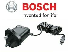 BOSCH Micro USB Battery Charger (To Fit Bosch IXO V Cordless Screwdriver UK/GB)