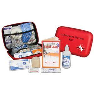 Dive 1st First Aid Lionfish Sting Scuba Diving Kit FAK363