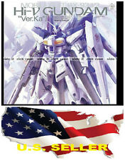 ❶❶Metal Details Up Parts Bandai MG 1/100 Hi v Gundam ver ka + HWS Kit USA❶❶
