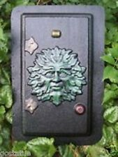 "new abs plastic greenman fairy door mold 10""H x 6"" x 1"" thick"