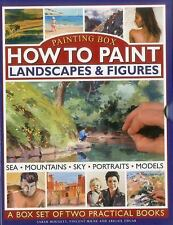 PAINTING BOX - NEW HARDCOVER BOOK