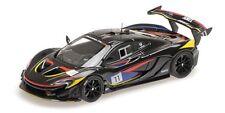 Almost Real ALM440108 -  McLaren P1 GTR  Hunt  40° anniversaire  1/43