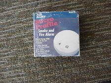 NEW FIRE SENTRY MICRO PROFILE SMOKE & FIRE ALARM MODEL 0194     HT 12