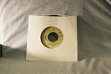 "KIM CARNES - INVISIBLE HANDS / I'LL BE HERE WHERE THE HEART IS -  7"" SINGLE 45 F"