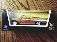 Road Signature Collection 1/43 1958 Edsel Citation Convertible  excellent cond
